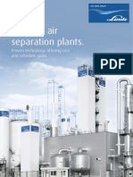 Modular Air Separation Plants