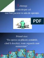 chirurgii