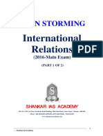 Bilateral Relations Materials - Shankar IAS