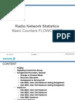Guideline Radio Network Statistics Flow