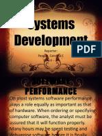 PANGAN - Chapter 13 Systems Development