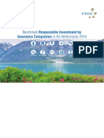 Benchmark Insurance Companies and Responsible Investment Def