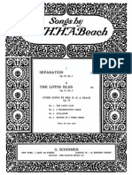 The Lotos Isle-Beach