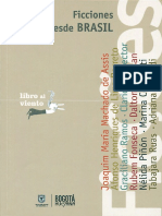 Ficciones de Brasil - Libro Al Viento