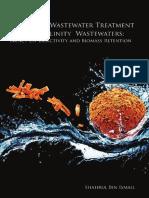Anaerobic Wastewater Treatment of High Salinity Wastewaters