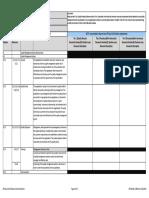 Matrice de Conformite - Norme API q1