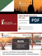 Currency, US 30 Year Treasury Bonds, Nasdaq, DAX, Karachi Index and Commodity - Technical Analysis