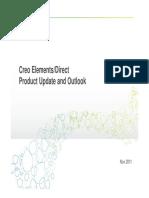 Creo Elements Direct Product Update and Roadmap en Pub