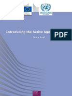 Active Ageing Index
