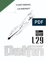 Aero L-29 Flight manual