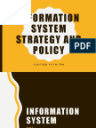 Issp - Part 1- Information Systems