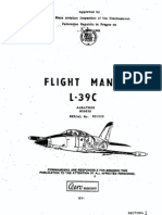 Aero L-39C Flight Manual
