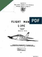 Aero L-39C Flight Manual