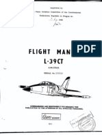 Aero L-39CT Flight Manual