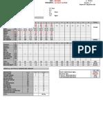 Fans Static Head Calculation Sheet.xls