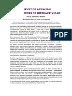 Attention Deficit.spanish