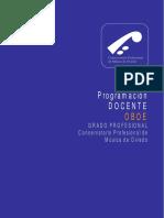 Progr Docente Oboe 2013-14 Oviedo