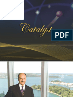 Catalyst Brochure - Chairman Zia Q Qureshi