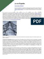 La Estafa Eléctrica en España
