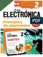 Técnico en Electrónica. 2 Principios de Electrónica - Revista Users.pdf