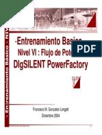 Nivel_VI entrenamiento de digsilent