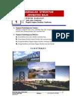 BAB.1, Bab.2, Bab.3, Bab.4  Struktur Baja Jembatan.doc