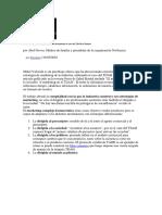 Cómo Se Vende Una Enfermedad y Su Tratamiento El Caso Del TDAH en España