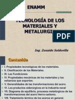 Tecnologia de Los Materiales I