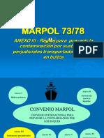 4 Anexo Marpol III