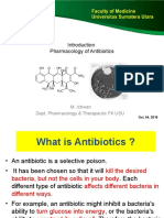 2016 Oktober Kuliah Antimikroba TMD Introduction