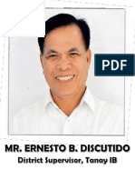 Deped Officials Picture