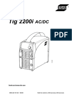 Manual Caddy Tig 2200i Acdc