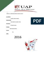 Año de La Consolidacion Del Mar Del Grau