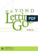 Beyond Letting Go Workbook