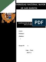 Informe Final de Investigacion de Mercados N