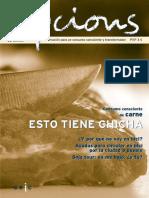 Opcions 19. Mayo - Julio 2006. Castellano.