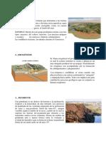 Terminos de Agua Subterranea