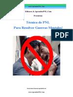 Técnica de PNL Para Resolver Guerras Mentales- AprenderPNL