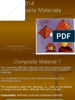 Introduction and Classification of Composites