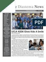 Diastema News - Winter 2008