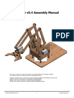 MeArm Assembly Manual