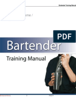 Bartender Training Manual.doc