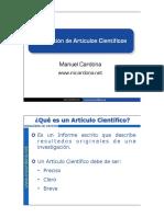 1. Redaccio_n de Arti_culos