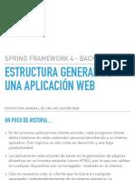 1.2.Estructura General de Una Aplicacion Web
