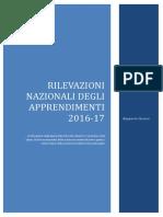 Rapporto Tecnico Invalsi 2017