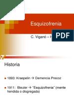 Esquizofrenia Vigano y Fischer