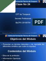 ClaseNo25_Secreto_Profesional