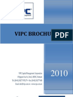 Vipc Capital Management Company Brochure 2010