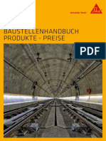 Sika Baustellenhandbuch 2016