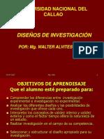 13. Diseños de Investigación